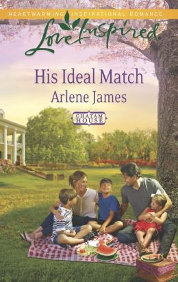 His Ideal Match (Love Inspired Series)