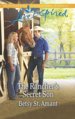 The Rancher's Secret Son (Love Inspired Series)