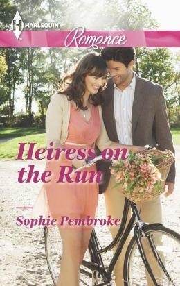 Heiress on the Run (Harlequin Romance Series #4413)