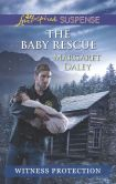 The Baby Rescue (Love Inspired Suspense Series)