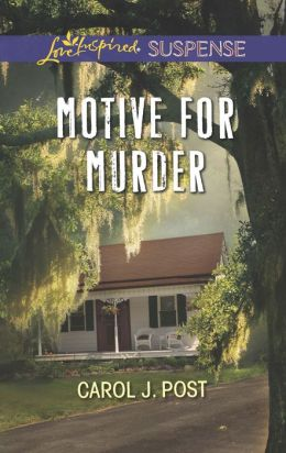 Motive for Murder (Love Inspired Suspense Series)