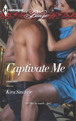 Captivate Me (Harlequin Blaze Series #787)