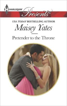 Pretender to the Throne (Harlequin Presents Series #3219)