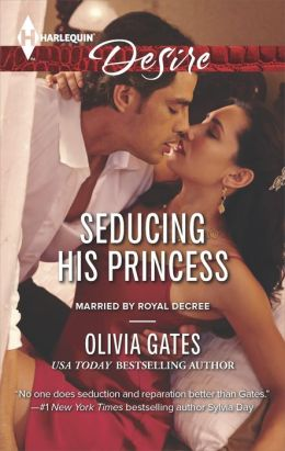 Seducing His Princess (Harlequin Desire Series #2290)