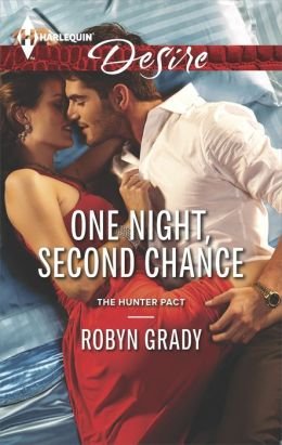 One Night, Second Chance (Harlequin Desire Series #2292)