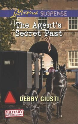 The Agent's Secret Past (Love Inspired Suspense Series)