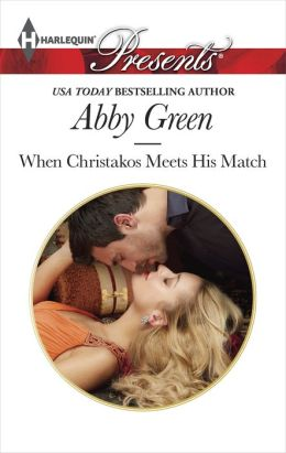 When Christakos Meets His Match (Harlequin Presents Series #3227)