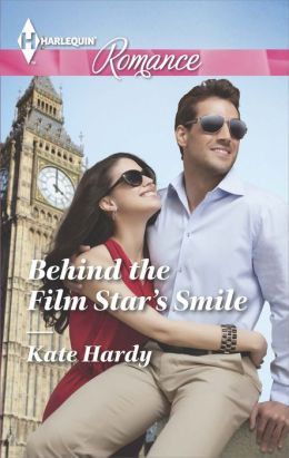 Behind the Film Star's Smile (Harlequin Romance Series #4419)