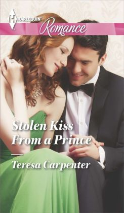 Stolen Kiss From a Prince (Harlequin Romance Series #4421)