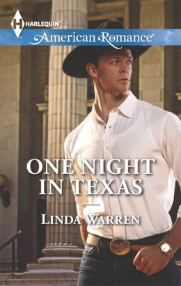 One Night in Texas (Harlequin American Romance Series #1497)