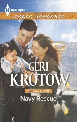 Navy Rescue (Harlequin Super Romance Series #1925)