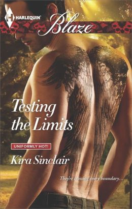 Testing the Limits (Harlequin Blaze Series #800)