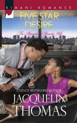 Five Star Desire (Harlequin Kimani Romance Series #386)