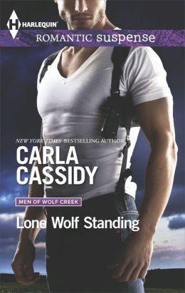 Lone Wolf Standing (Harlequin Romantic Suspense Series #1807)