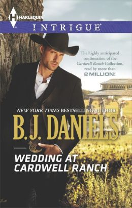 Wedding at Cardwell Ranch (Harlequin Intrigue Series #1503)