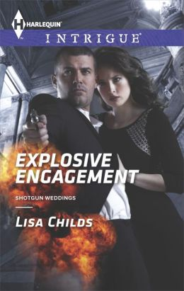 Explosive Engagement (Harlequin Intrigue Series #1506)