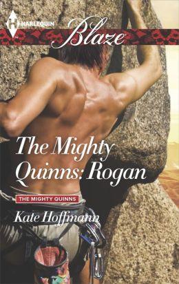 The Mighty Quinns: Rogan (Harlequin Blaze Series #810)