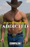 Book Cover Image. Title: Addicted, Author: Zoey Williams