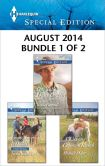 Book Cover Image. Title: Harlequin Special Edition August 2014 - Bundle 1 of 2:  From Maverick to Daddy\One Tall, Dusty Cowboy\A Kiss on Crimson Ranch, Author: Teresa Southwick