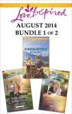 Book Cover Image. Title: Love Inspired August 2014 - Bundle 1 of 2:  His Montana Sweetheart\A Heart to Heal\The Widower's Second Chance, Author: Ruth Logan Herne
