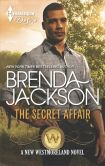 Book Cover Image. Title: The Secret Affair (Harlequin Desire Series #2341), Author: Brenda Jackson