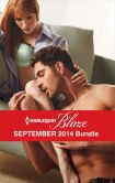 Book Cover Image. Title: Harlequin Blaze September 2014 Bundle:  A SEAL's Fantasy\Behind Closed Doors\Cabin Fever\Stripped Down, Author: Tawny Weber