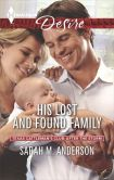 Book Cover Image. Title: His Lost and Found Family (Harlequin Desire Series #2354), Author: Sarah M. Anderson