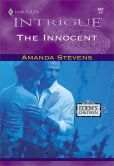 Book Cover Image. Title: The Innocent, Author: Amanda Stevens