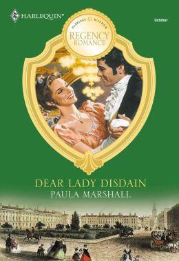 Dear Lady Disdain