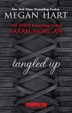 Book Cover Image. Title: Tangled Up:  Crossing the Line\Burned, Author: Megan Hart