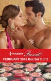Book Cover Image. Title: Harlequin Presents February 2015 - Box Set 2 of 2:  Playing by the Greek's Rules\The Sultan's Harem Bride\Innocent in His Diamonds\Claimed by the Sheikh, Author: Sarah Morgan
