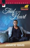 Book Cover Image. Title: Thief of My Heart (Harlequin Kimani Romance Series #415), Author: Janice Sims