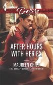 Book Cover Image. Title: After Hours with Her Ex (Harlequin Desire Series #2362), Author: Maureen Child