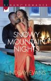 Book Cover Image. Title: Snowy Mountain Nights (Harlequin Kimani Romance Series #419), Author: Lindsay Evans