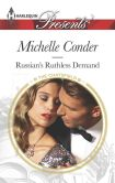 Book Cover Image. Title: Russian's Ruthless Demand (Harlequin Presents Series #3337), Author: Michelle Conder