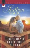 Book Cover Image. Title: Stallion Magic (Harlequin Kimani Romance Series #430), Author: Deborah Fletcher Mello