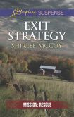 Book Cover Image. Title: Exit Strategy (Love Inspired Suspense Series), Author: Shirlee McCoy