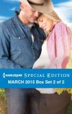 Book Cover Image. Title: Harlequin Special Edition March 2015 - Box Set 2 of 2:  A Conard County Baby\The Bachelor's Baby Dilemma\Her Perfect Proposal, Author: Rachel Lee