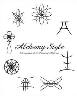 Alchemy Style, the Symbols of A House of Alchemy