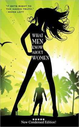 What Men Know about Women: Blank Gag Book