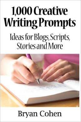creative writing prompts ideas