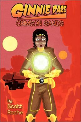 Ginnie Dare: Crimson Sands