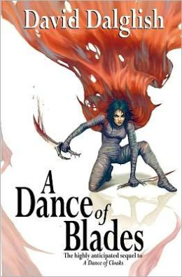 A Dance of Blades (Shadowdance Trilogy #2)