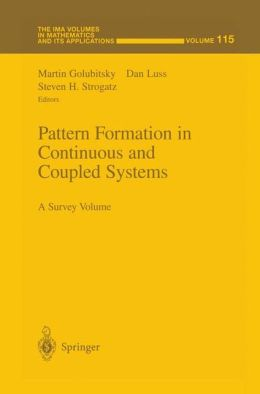 Pattern Formation in Continuous and Coupled Systems: A Survey Volume