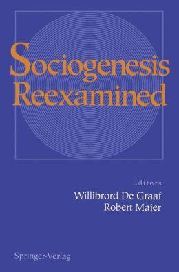 Sociogenesis Reexamined