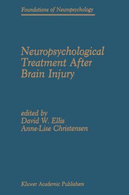 Neuropsychological Treatment After Brain Injury