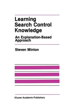 Learning Search Control Knowledge: An Explanation-Based Approach
