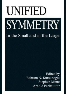 Unified Symmetry: In the Small and in the Large