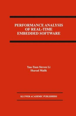 Performance Analysis of Real-Time Embedded Software