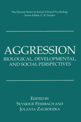 Aggression: Biological, Developmental, and Social Perspectives